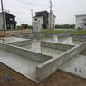 2016年新潟市の新築住宅施工中-No.5