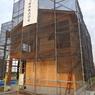 2016年新潟市の新築住宅施工中-No.3