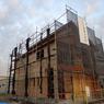 2016年新潟市の新築住宅施工中-No.4